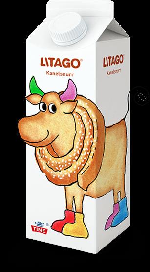 Produktbilde av Litago med smak av kanelsnurr