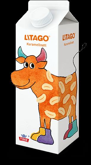 Produktbilde av Litago med smak av karamellnøtt