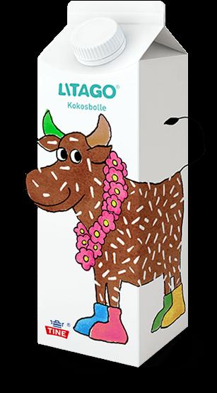 Produktbilde av Litago med smak av kokosbolle